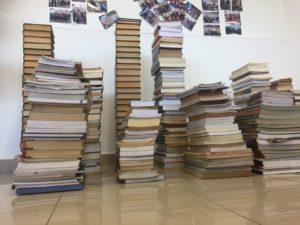 Campanha Doação de Livros