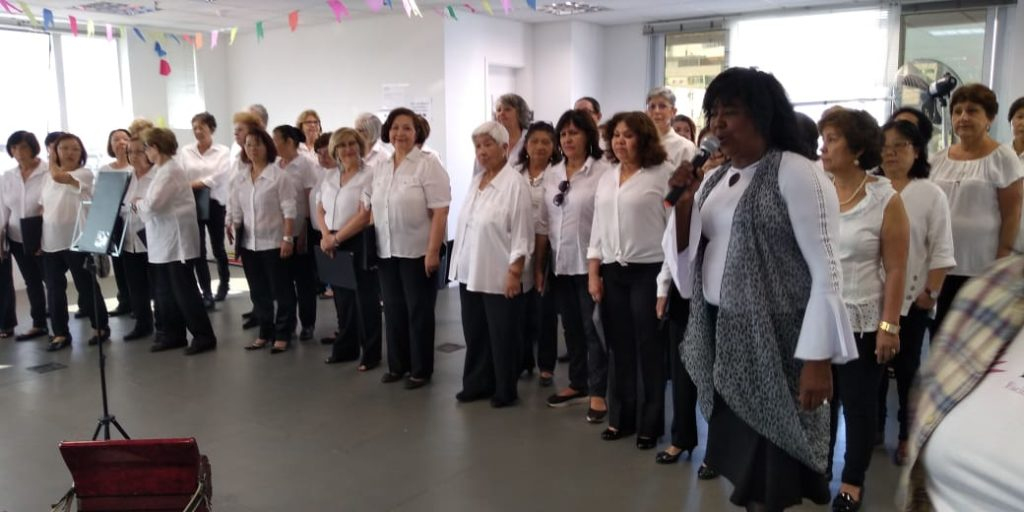 Coral Vozes da Maturidade - Instituto Pinheiro