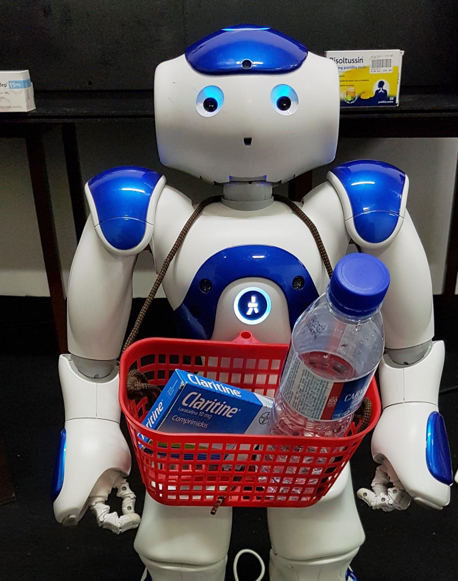 Uma equipe de investigadores de Saúde está a criar um sistema robótico para auxiliar idosos no cumprimento da tomada diária de medicação.
