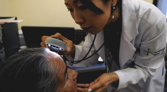 As doenças de pele são uma das enfermidades mais frequentes do ser humano e acometem cerca de 50% das pessoas na terceira idade.