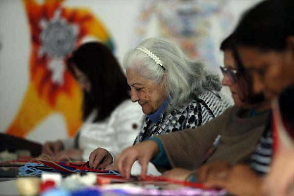 O número de geriatras no Brasil é muito baixo, situação ainda mais preocupante levando-se em conta o envelhecimento da população.