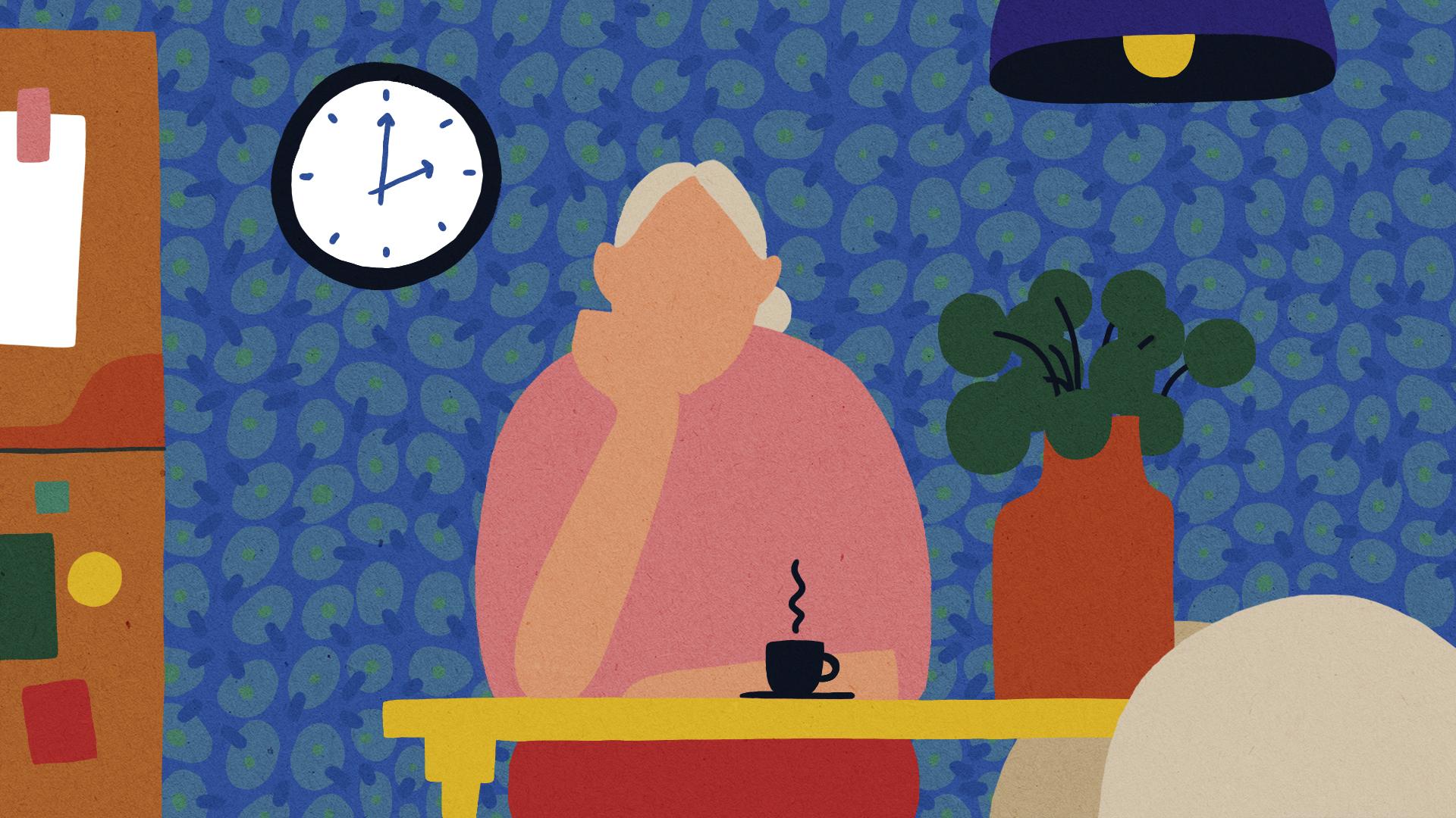 Qual a melhor forma de criar uma perspectiva saudável da velhice? Passando mais tempo com os idosos para descobrir o que faz sentido.
