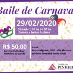 Baile de Carnaval 2020
