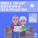 Em Curitiba estudantes criam projeto para combater fake News entre idosos