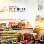 O Instituto Pinheiro está arrecadando alimentos não perecíveis para o Dia De Doar