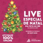 Programação Especial Natalina do Instituto Pinheiro